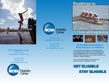 Initial Eligibility Brochure - GoHuskies.com