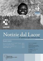 N. 4 Novembre - Fondazione ONLUS Piero e Lucille Corti