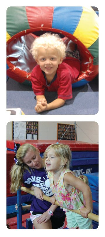 parent/child & preschool gymnastics - YMCA of Greater Charlotte