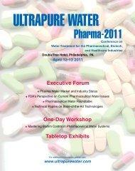 ultrapure water - I-Newswire