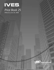 Ives Pricebook 25 - June 2009.pdf - Access Hardware Supply