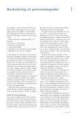 PERSONALEGODER 2013 - Crowe Horwath International - Page 3