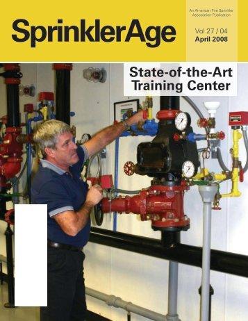 State-of-the-Art Training Center - American Fire Sprinkler Association