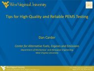 Tips for High-Quality and Reliable PEMS Testing