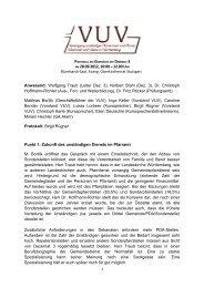 28.09.2012 Gespräch mit Dezernat 3 (pdf) - VUV