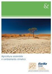 Agricoltura sostenibile e cambiamento climatico - Barilla CFN