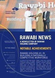 Rawabi Holding Newsletter Issue 28