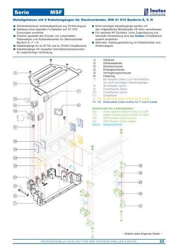 Technische Beschreibung - Inotec Electronics