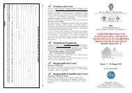 Struttura del Corso Modalità di Pagamento Responsabile del ... - SIRM