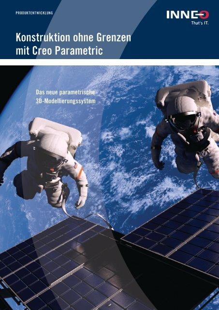Konstruktion ohne Grenzen mit Creo Parametric - Inneo