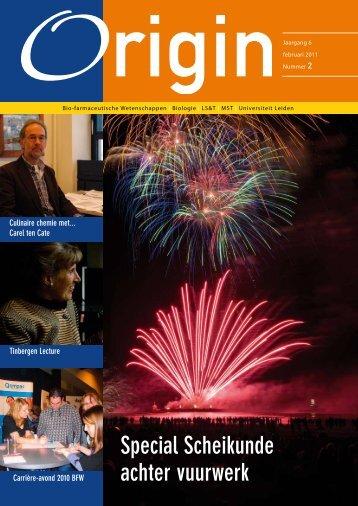 nummer 2, februari 2011 - Faculteit der Wiskunde en ...