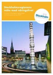 Stockholm Business Alliance - Uppsala kommun