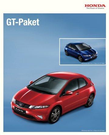 Civic GT Flyer - Honda