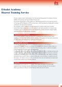 HUAWEI CERTIFIED TRAINING COURSES - Etisalat Academy - Page 3
