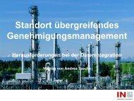 Kunde: Großunternehmen mit 3 Standorten - Inplus GmbH