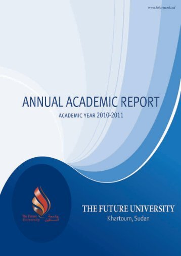 Annual Academic Report - The Future University