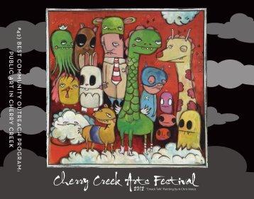Cherry Creek Arts Festival - International Festivals & Events ...
