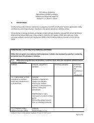 SCS Generic Interim Standard - SCS Global Services
