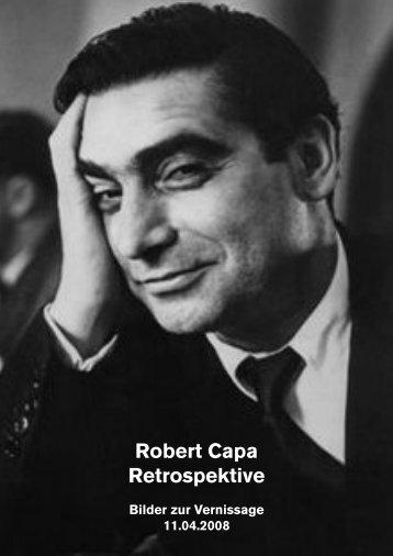 Robert Capa Retrospektive - DEKART