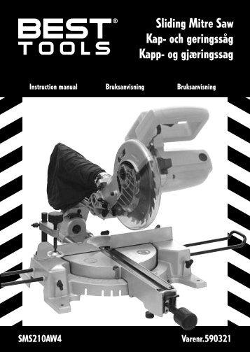 590321 - Bruksanvisning