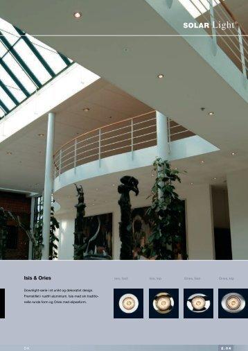 Isis & Ories - Solar Danmark A/S