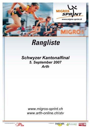 Rangliste (PDF) - Turnverein STV Gersau