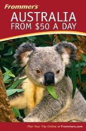 Frommer's Australia from $50 a Day 13th Edition - To Parent Directory