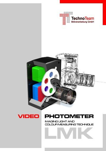 LMK Imaging Photometers - Gooch and Housego