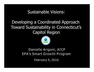 View Arigoni/Moos PDF - New Partners for Smart Growth Conference
