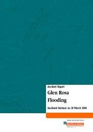 glen rosa - Maritime New Zealand