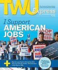2012 Spring Express - TWU
