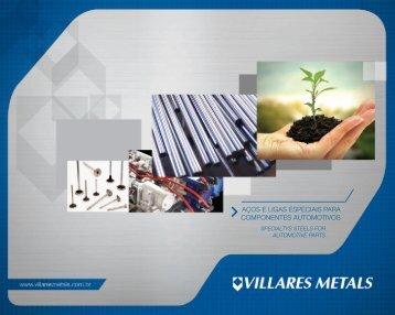 UVILLARES METALS