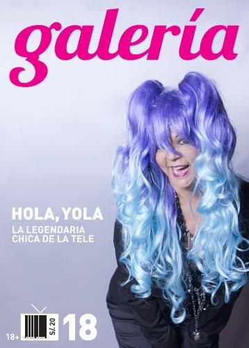 HOLA, YOLA - Galería Recomienda
