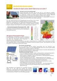 Solarstrom_Die Kraft der Sonne nutzen