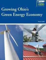 Growing Ohio's Green Energy Economy - Public Interest Network