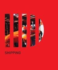 SHIPPING - Samfundsansvar