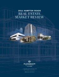 2011 Hampton Roads Real Estate Market Review - College of ...