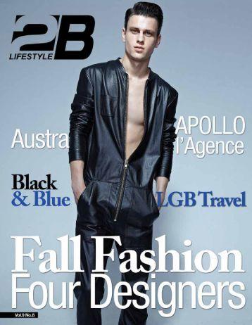 2B Magazine 1 - Guide Gai du Québec