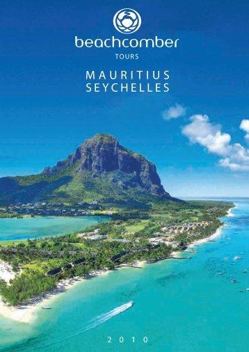 MAURITIUS SEYCHELLES - Beachcomber