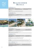 MAURITIUS SEYCHELLES - Beachcomber - Page 6
