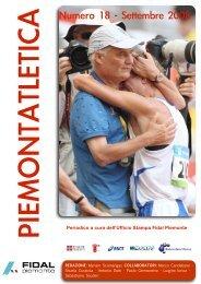 Numero 18 - Settembre 2008 - Fidal Piemonte