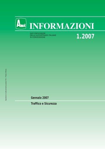 n.01 - gennaio 2007 .pdf (475 Kb) - Aiscat
