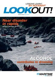 Issue 8, March 2008 - Maritime New Zealand