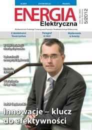 numer 5/2012 - E-elektryczna.pl