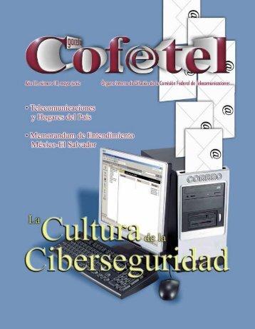gaceta 18 - Cofetel