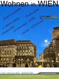 ideale Eigentumswohnung in zentrumsnaher Lage im vierten Liftstock in 1020 Wien.
