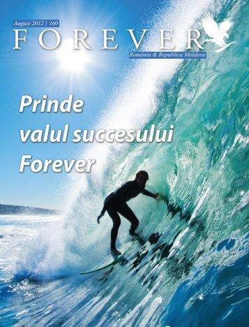 Revista Forever August 2012 - FLP.ro