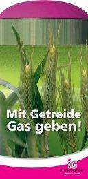 Gas geben! - IG Pflanzenzucht