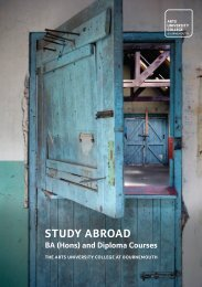 Study Abroad brochure - Study in the UK