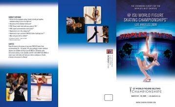 ISU WORLD FIGURE SKATING CHAMPIONSHIPS® - St. Moritz Ice ...